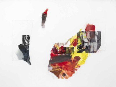 Sin titulo VI - 2015 - Impresion digital sobre papel intervenida - 50x67cm