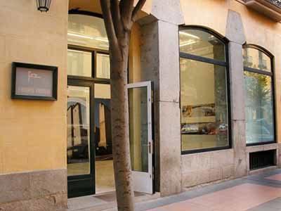 Galería Fernando Pradilla - Madrid