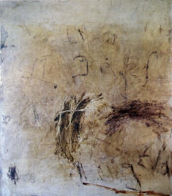 Vicky Neumann - 1993 - Sin Titulo, Mixta Sobre lienzo, 160x150cm