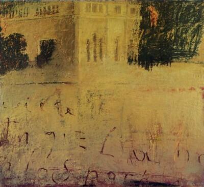 Vicky Neumann - 1994 - Ana Rosa, Mixta Sobre lienzo, 150x165cm