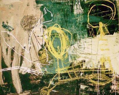 VN-2001-La-Ardilla-Oleo-Y-Encaustica-Sobre-Tela-130x162cm