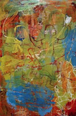 VN-2003-DondeEstas-Oleo-Y-Cera-Sobre-Lienzo-195x130cm
