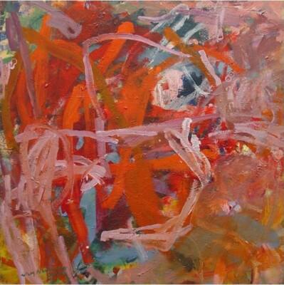 Vicky Neumann, 2006-Exploring-Touts-Mixta-Sobre-Lienzo-149x150cm