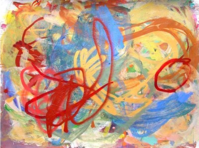 Vicky Neumann, 2006-Sin-titulo-5-Mixta-Sobre-Tela-142x198cm