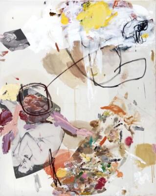 VN-2012-Ella-con-Helado-Collage-E-Impresion-Digital--Sobre-Lienzo-130x160cm