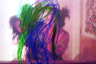 Vicky Neumann, 2015, Flora, Técnica mixta, 78x119cm